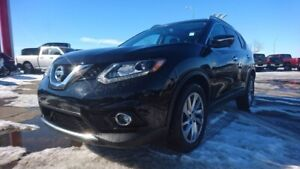 2014 Nissan Rogue AWD SL Navigation (GPS),  Leather,  Heated Sea