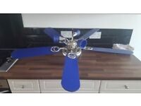 3 speed ceiling fan with lights