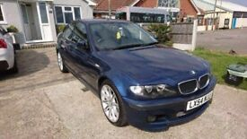 Wel looked after bmw 318i sport auto