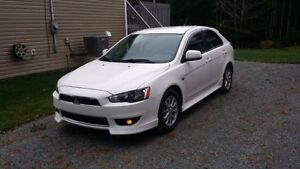 2012 Mitsubishi Lancer SE Sportback LOW KM w/ Warranty!
