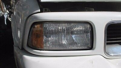 1995 1997 Gmc Jimmy Right Passenger Composite Headlight W Mounting Panel Oem