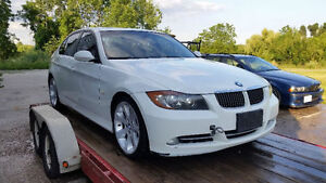 Parting out 2008 BMW 335i 6spd Sport