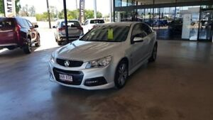 2015 Holden Commodore VF MY15 SS Silver 6 Speed Sports Automatic Sedan