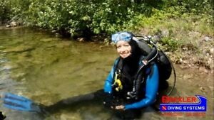 IANTD Open Water Diver SCUBA Course - CLASSES FORMING NOW Windsor Region Ontario image 4