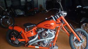 Orange county chopper OCC Bobber