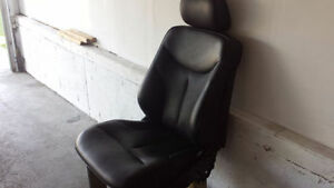For Sale: Mercedes S-class Black Leather Seat