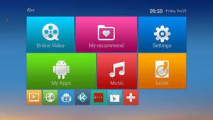 ANDROID SMART TV HD QUAD-CORE PROBOX - SANS PROGRAMMATION