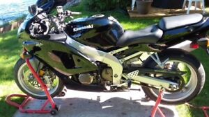 Certified Kawasaki ZZR600 - excellent condition 27 725 km