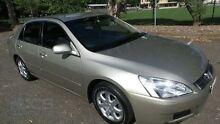 2005 Honda Accord 40 V6 Gold 5 Speed Automatic Sedan Granville Parramatta Area Preview