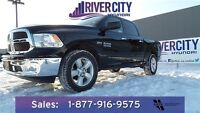 2015 RAM 1500 SLT 4x4 CREW CAB LOADED! ONLY 29K!