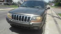 2000 Jeep Grand Cherokee SUV, Crossover  - negotiable