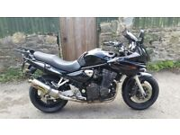 """BANDIT 1200 S """"Excellent condition, low miles, useful additions."""""""