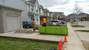 ROLL OFF BINS AVAILABLE - 7 DAY RENTAL Cambridge Kitchener Area image 2