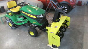 For Sale Almost New John Deere X350 Garden Tractor