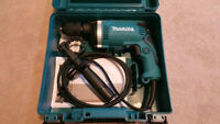 Makita hammer drill - NEW