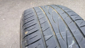 195-65-15 tires and rims 5x114.3/5x100