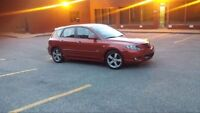 MAZDA 3 2005 GT HATCHBACK FULL EQUIP AUTOMATIC MAGS