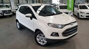2013 Ford Ecosport BK Titanium PwrShift White 6 Speed Sports Automatic Dual Clutch Wagon Murarrie Brisbane South East Preview