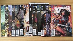 Wonder Woman - Comics (36-48) Greystanes Parramatta Area Preview
