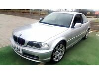 BMW 318 SE COUPE VERY GOOD CONDITION DRIVE VERY NICE LONG MOT