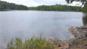 2.6 ACRE WATERFRONT LOT