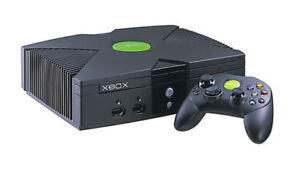 Modded Original Microsoft Xbox with 25000+ games