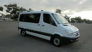 2007 Mercedes-Benz Sprinter 906 315 CDI MWB White 5 Speed Automatic Van Condell Park Bankstown Area Preview