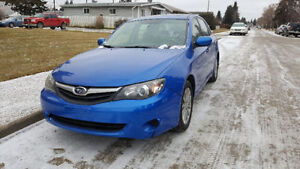 2010 Subaru Impreza 2.5i AWD 5 Speed CLEAN CARPROOF.