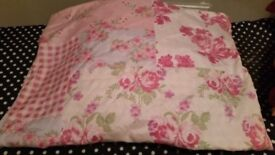 Bundle bedding 2 full double duvet cover and pillow and 1 single bed set 2 only double duvet