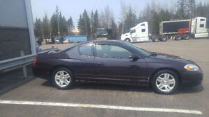 2007 Chevrolet Monte Carlo Coupe LT (Showroom Condition)