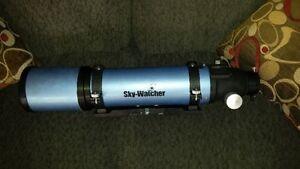Complete Solar Telescope Setup
