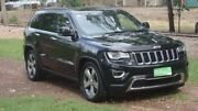 2013 Jeep Grand Cherokee WK MY2014 Limited Black 8 Speed Sports Automatic Wagon Winnellie Darwin City Preview
