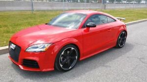 2014 Audi TT Quattro S-Line Competition Package