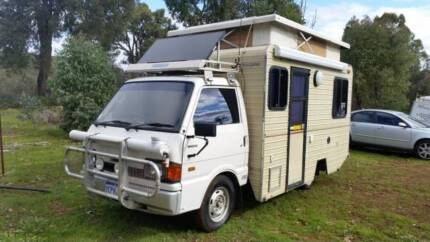 Motor home Roleystone Armadale Area Preview