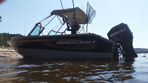 Princecraft 176 Pro-Series with Lots of Equipment