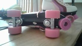 Womens Roller Boots