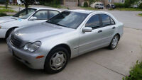 2002 Mercedes C240 MINT **SAFETY & ETEST** $3999 ONLY