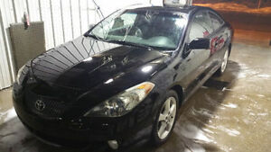 2004 Toyota Solara SLE LOW KM!Reduced & Cheap!Must Sell!