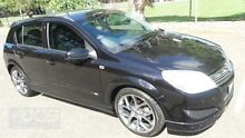 2007 Holden Astra AH MY07 CD Black 5 Speed Manual Hatchback Granville Parramatta Area Preview