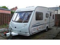 Immaculate Sterling Eccles Amethyst 5 berth caravan for sale