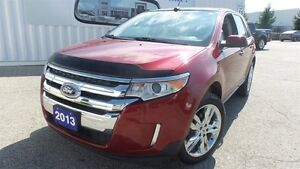 2013 Ford Edge SEL, Leather, Pano Roof, Local Trade In