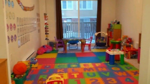 Home Daycare Mount Pleasant Area (full-time/before&after school)
