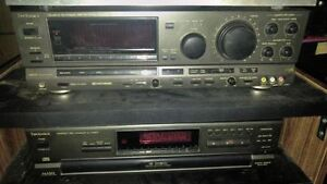 Receiver and CD