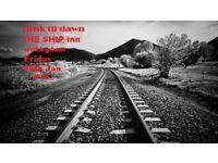 dusk til dawn - live this Friday night