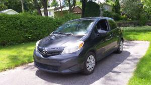 2012 Toyota Yaris (échange)