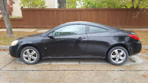 2007 Pontiac G6 GT Coupe (2 door) in Excellent Condition