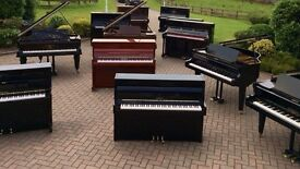 Belfast pianos top quality upright & grands |free delivery