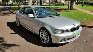 2005 BMW 325Ci E46 Silver 5 Speed Manual Coupe Prospect Prospect Area Preview