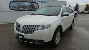 2011 Lincoln MKX Local Trade In with Winters!