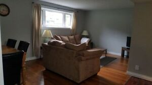 Furnished, All Incl - 2 Bedroom Basement Suite - $1200/mo